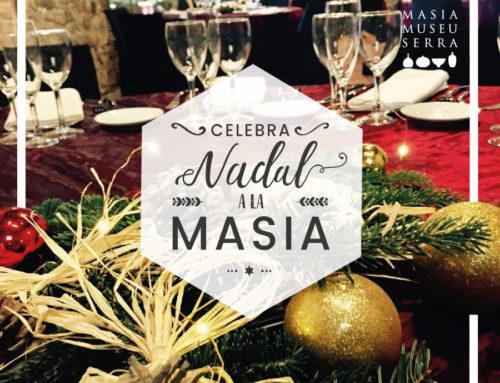 Nadal 2017 a Masia Museu Serra